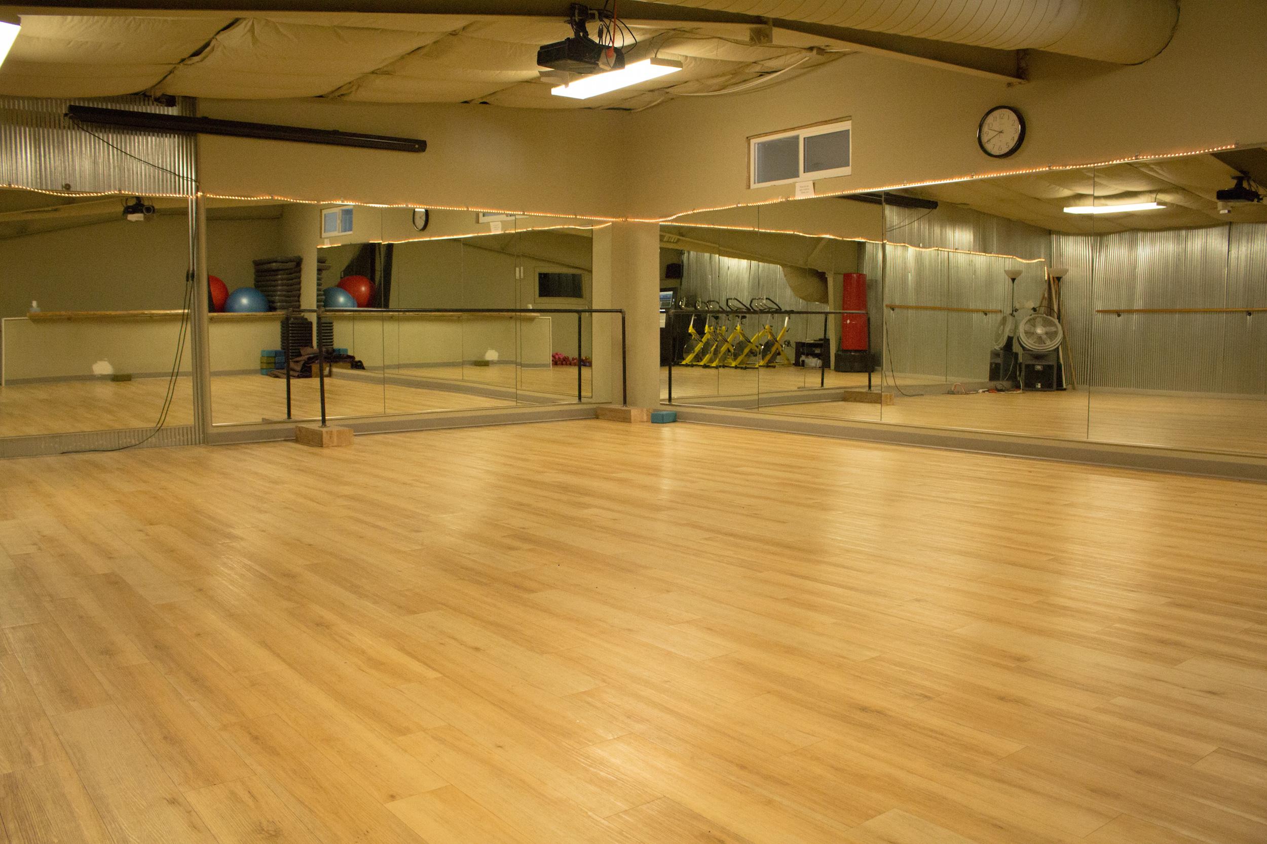 health club in Manhattan, Montana